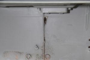 食洗機内の黒カビ